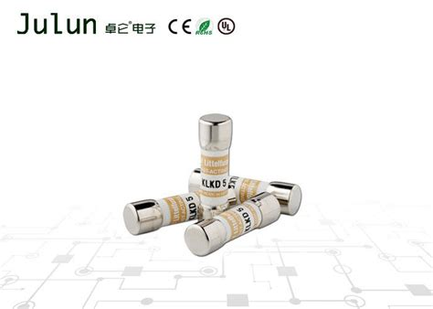 10 600v ul ceramic fuse klkd series 10 x 38mm 600v ac dc fast acting