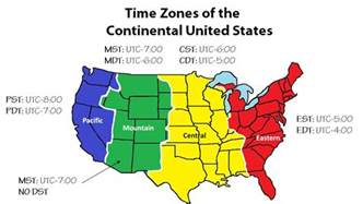 what is a time zone