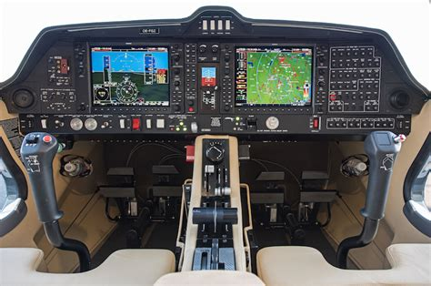 Interior Car Glow Pilot Report Diamond Da62