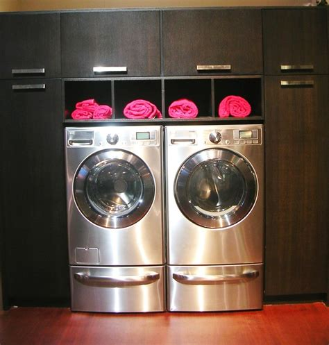 Storage Ideas For Small Apartment Kitchens Modern Small Laundry Room In Buenos Aires Modern