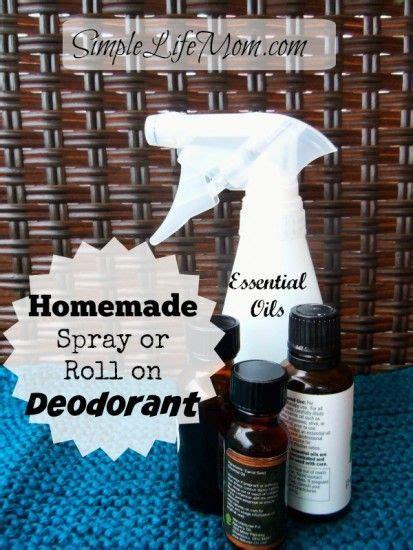 diy setting spray without witch hazel witch hazel spray deodorant recipe deodorant sprays and
