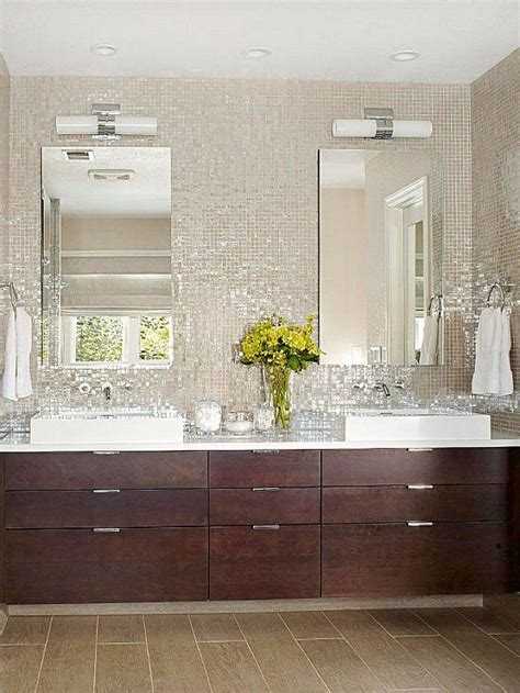 bathroom with mosaic tiles ideas bathroom mosaic tile white backsplash ideas master bath