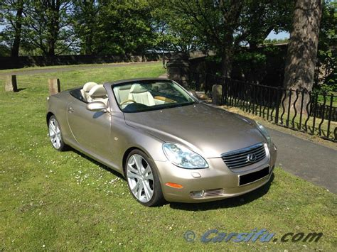lexus sc430 gold lexus sc430 cabrio gold for sale in penang by descisecce
