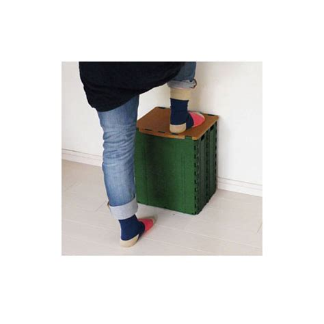 Container Store Stool by Foldable Storage Step Stool Seat Storage Container Set Of 2