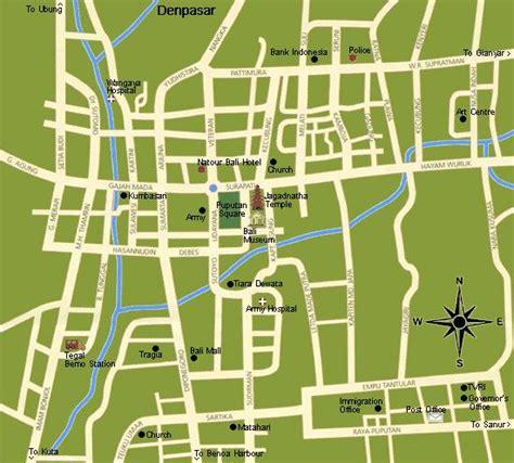 Kota Bali 3 peta denpasar denpasarkota go id