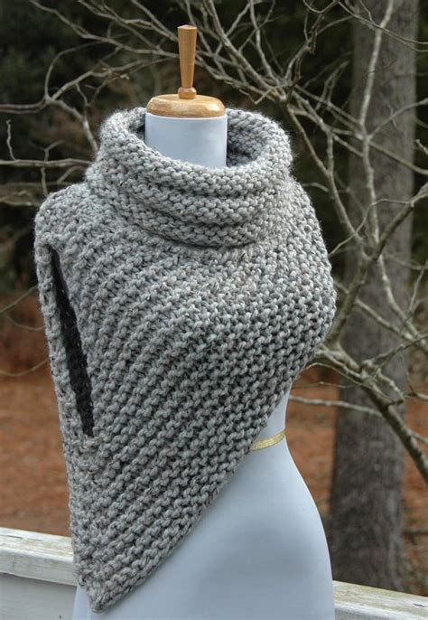 knitting pattern queries knitting pattern katniss cowl huntress vest by phylphil on