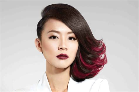ombre hair color ideas 22 fiery ombre hair color ideas