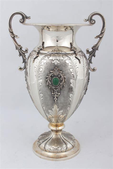 silver vase silver vase silver antiques gallery ustar