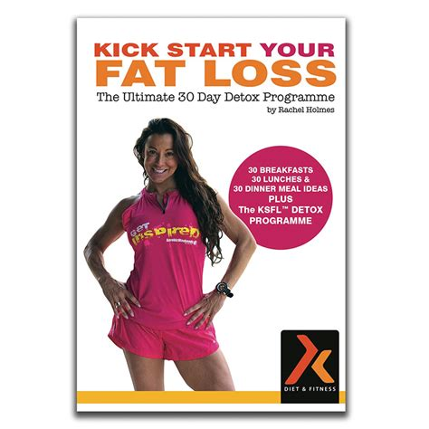 30 Day Detox Book by The Ultimate 30 Day Detox Book Kick Start Loss