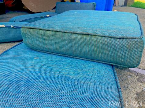 How Do You Clean Patio Cushions by How To Clean Outdoor Cushions And Save Your Money 4 Real
