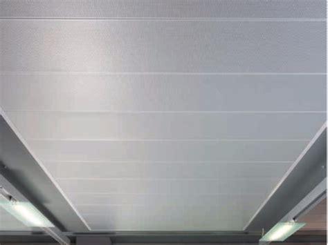 controsoffitto knauf pannelli per controsoffitto in metallo amf mondena