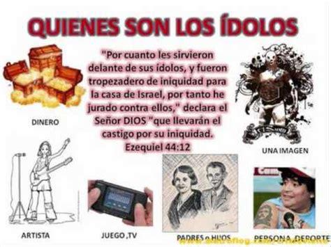 imagenes biblicas de idolatria jorge raschke la idolatria completo youtube