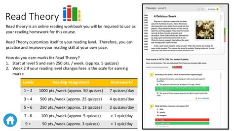 Read Theory Worksheets by Read Theory Worksheets Worksheets