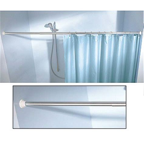 shower curtain rod for angled wall angled shower rod wall mount low cost sloped or angled