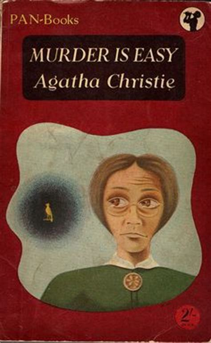 murder is easy on agatha christie murders and agatha christie s marple