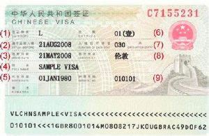 visto ingresso cina come fare il visto per la cina ecco i documenti necessari