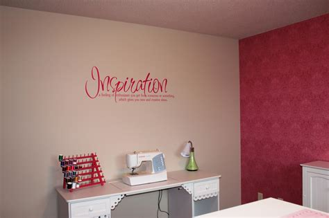 pink craft room my meller inspirational pink craft room reveal