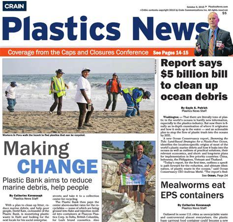 plastics news plastics news
