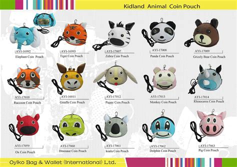 Animal Coin Pouch product photo