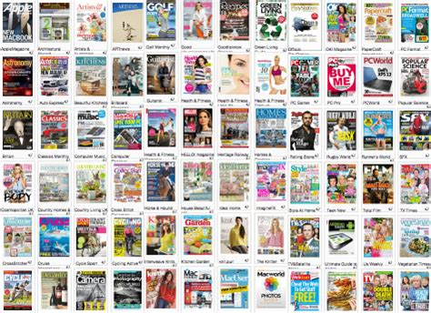 Download Free Magazines From Your Library With Zinio | download free magazines from your library with zinio