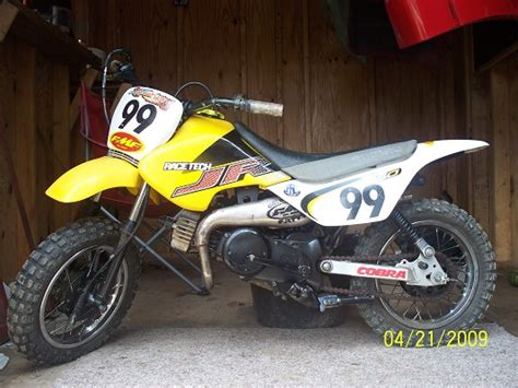 Suzuki 50 Dirt Bike 2003 Suzuki Jr50 600 Possible Trade 100167888 Custom