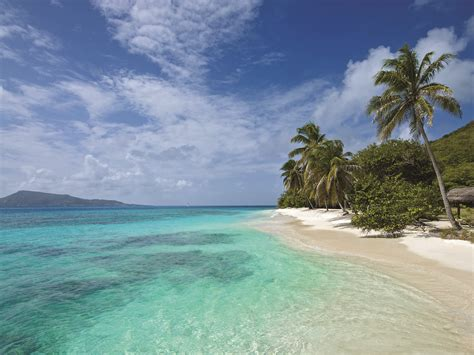 Secluded Places To Detox by A Escape To Petit St Vincent The Grenadines
