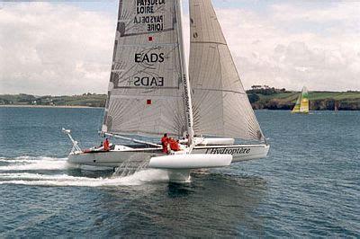 trimaran world speed record speed sailing record wikipedia