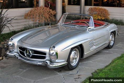mercedes classic convertible classic mercedes benz 300sl roadster convertible for sale