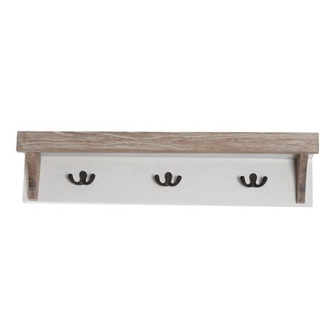 Shelf With Coat Hooks by Wooden Coat Hook Shelf By Marquis Dawe