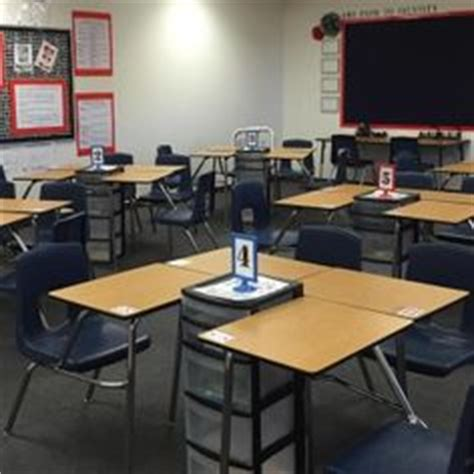 classroom layout for adults perfect solution for group supplies what a great idea