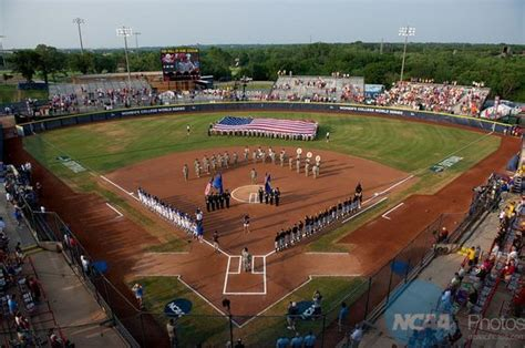 asa softball hall of fame stadium oklahoma city ok