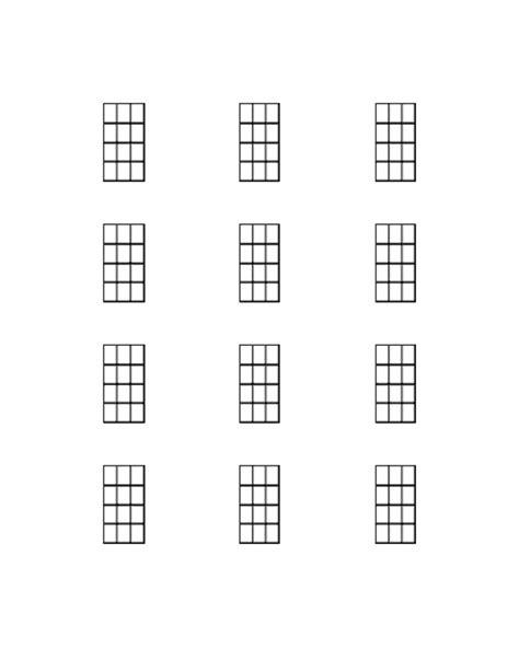 printable ukulele template ukulele chord diagrams staffpaper net