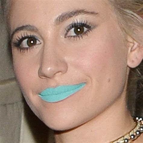 Eyeshadow Pixy pixie lott makeup gray eyeshadow blue lipstick