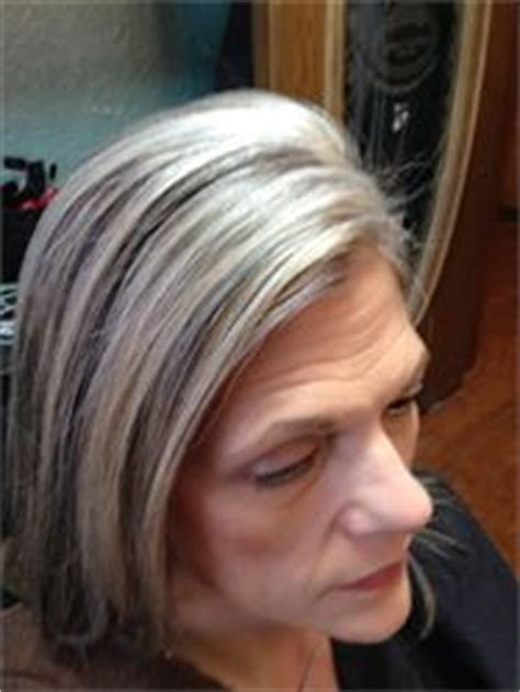 good color for hair that will blend gray to a multicolor effect hair color specialist photos hurst tx