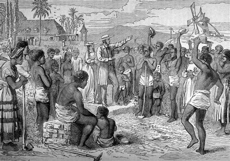 enslaved the new british 10 facts about slavery in guyana that shaped the society