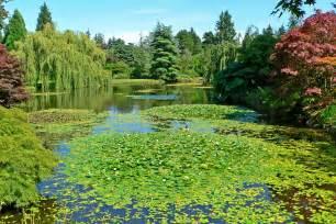 Botanical Gardens Vandusen Botanical Garden