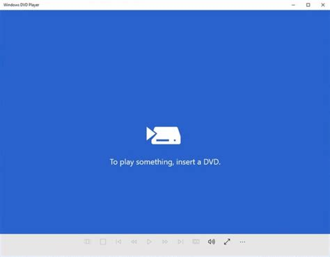 install windows 10 dvd player microsoft releases windows dvd player app for windows 10