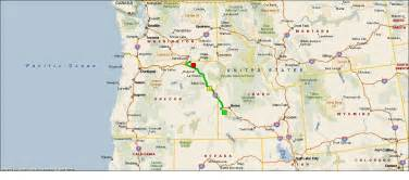 map of idaho and oregon roving reports by doug p august 2012