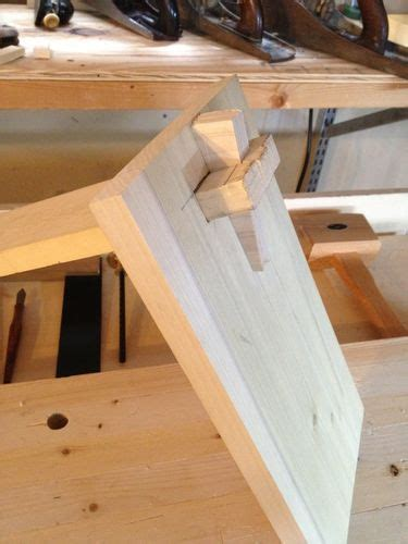 mortise and tenon bench mortise and tenon bench 1 practice keyed tenon by