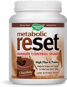 Metabolic Detox Complete Chocolate by Metabolic Reset Chocolate Shake 630 Grams Nature S Way 174