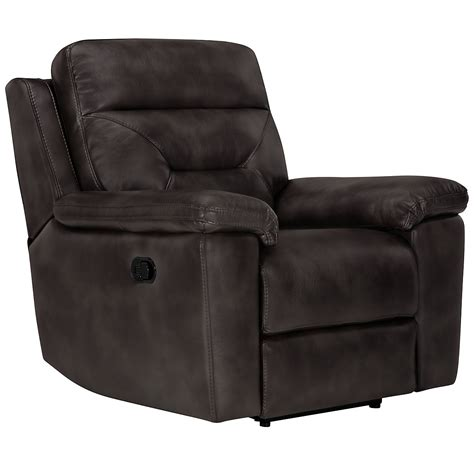 recliners phoenix az city furniture phoenix dk gray microfiber recliner