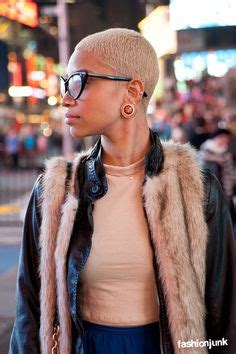 blonde hair doesnt look natural african american beauty myths 1000 images about women fades on pinterest big chop