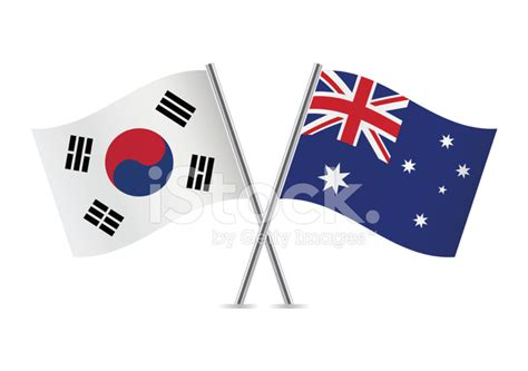 Korean Creativity Fashion National Flag Pu Leather Outside Sd586c australian and south korean stock photos freeimages