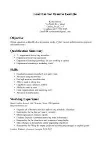 Gas Station Clerk Sle Resume by Cashier Description For Resume Berathen