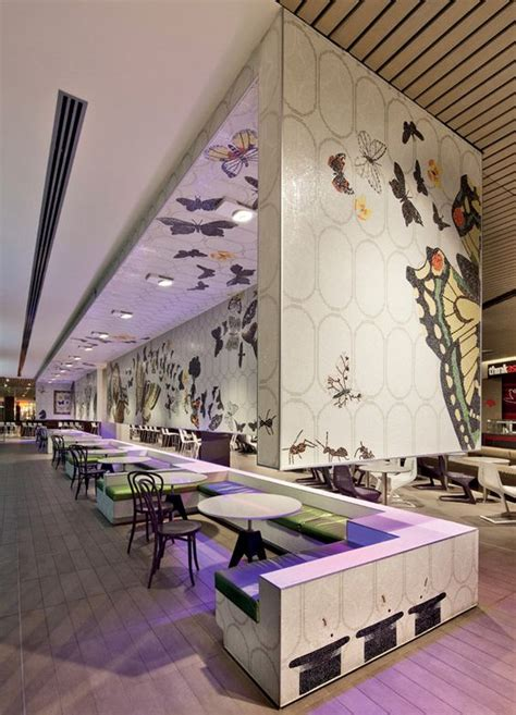 food court restaurant design interesting and eclectic food court designs to keep you
