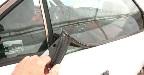Mercedes Benz Slk 230 Door Weather Stripping Replacement Interior Door Weather Stripping