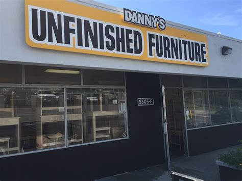 Unpainted Furniture Store by Danny S Unfinished Furniture 11 Photos Furniture Stores Oceanside Oceanside Ca