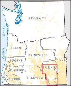 map of oregon deserts steens high desert country map details oregon washington blm