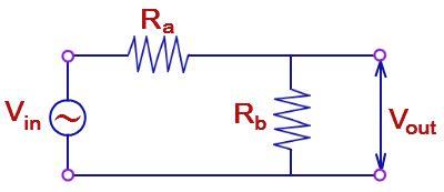 resistor divider calculation formula voltage divider calculator calculator tutorvista
