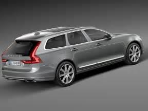 Volvo Estate Volvo V90 Estate 2017 Squir